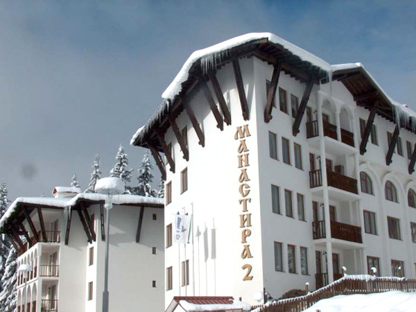 Monastery II 3*. Фасад