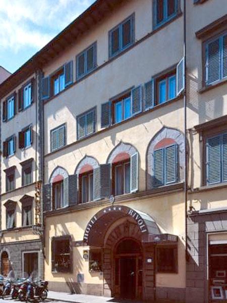 Best Western Hotel Rivoli 4*. Фасад