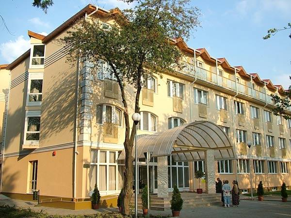 Hungarospa Thermal 3*sup. Фасад