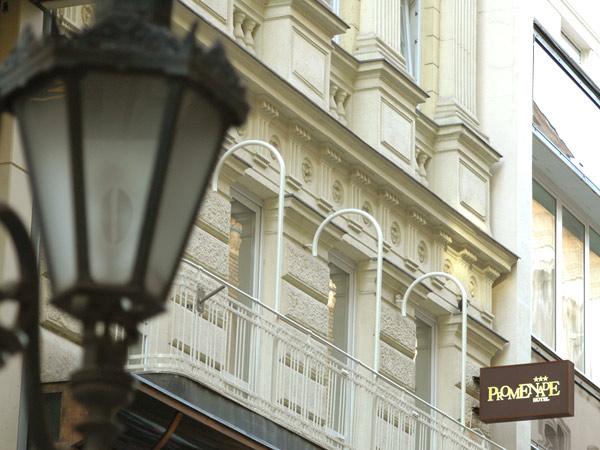 Promenade Сity 3* sup. Фасад