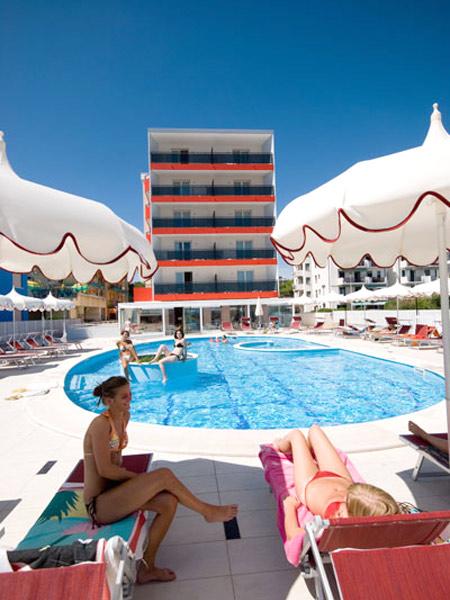 Baia Del Mar Suite 4*. Фасад
