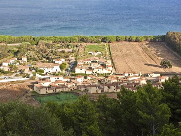 Club Ogliastra Beach 4*. Панорама
