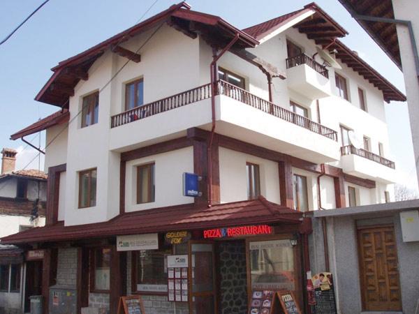Panorama 3*. Фасад