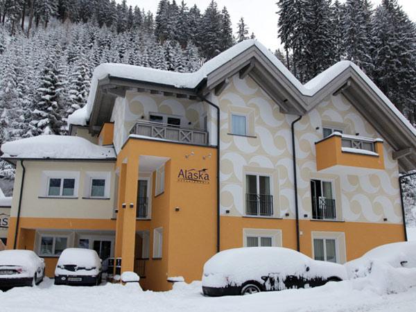 Alaska Appartements. Фасад