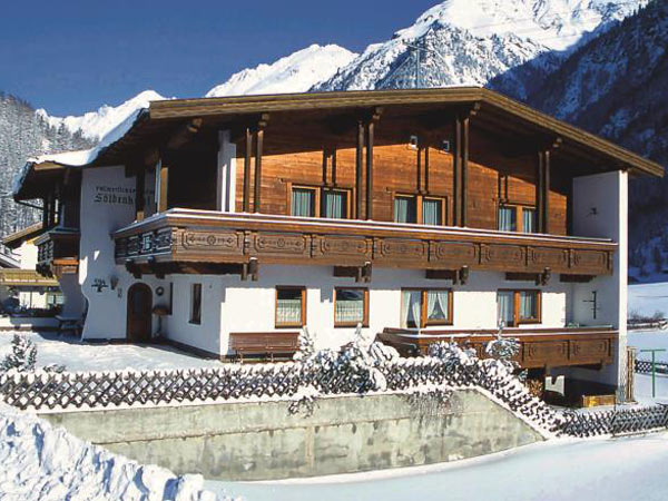 Pension Soldenkogl. Фасад