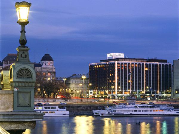 Sofitel Budapest Chain Bridge 5*. Панорама