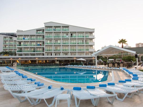 Club Hotel Falcon 4*,  туры Алания