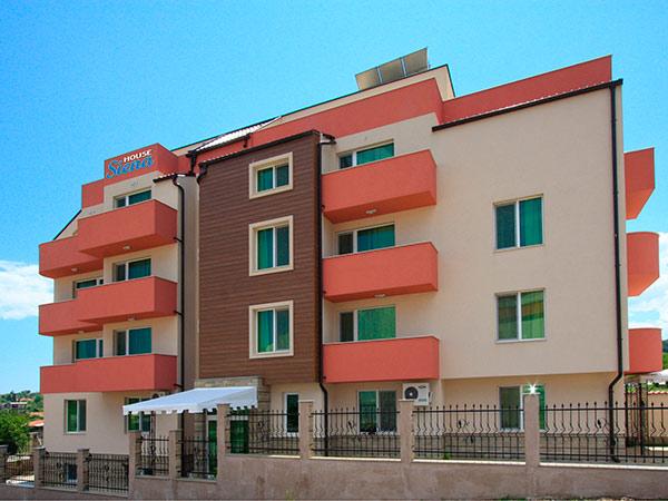 Siena House 3*.