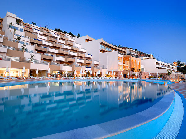 Blue Marine Resort & Spa Hotel 5*.