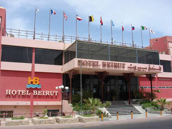 Beirut Hotel Hurghada 3*.